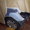 MAZDA Autohaus Muller Bedburg Lackiererei Daihatsu abdecken vor Lakierung