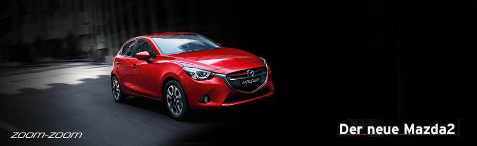 Mazda 2 – konfigurieren