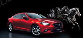Mazda Neu-Fahrzeuge