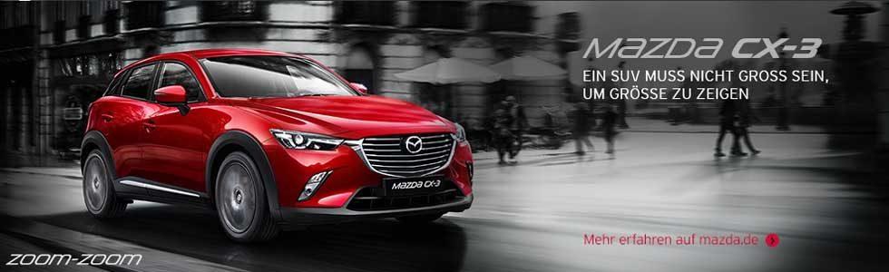 Mazda CX-3 – 2016