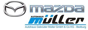 Autohaus Müller Bedburg de - Mazda- & Gebraucht-Fahrzeuge * Werkstatt * HU * eigene Lackiererei * Service