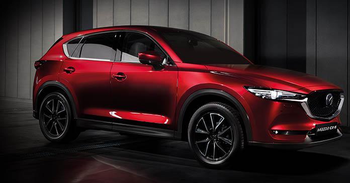 Mazda CX-5 Premierenparty Mai 2017