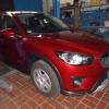 MAZDA Autohaus Muller Bedburg Lackiererei MAZDA CX-5 Ansicht nach Fertigstellung von vorne 01