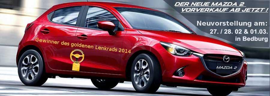 Mazda 2 2015 – PremierenParty