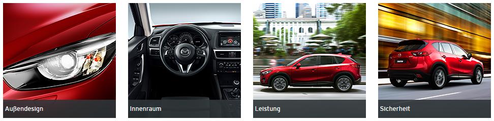 Mazda CX 5 Details