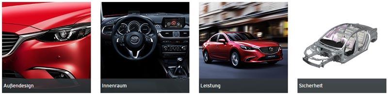 Mazda6 Details