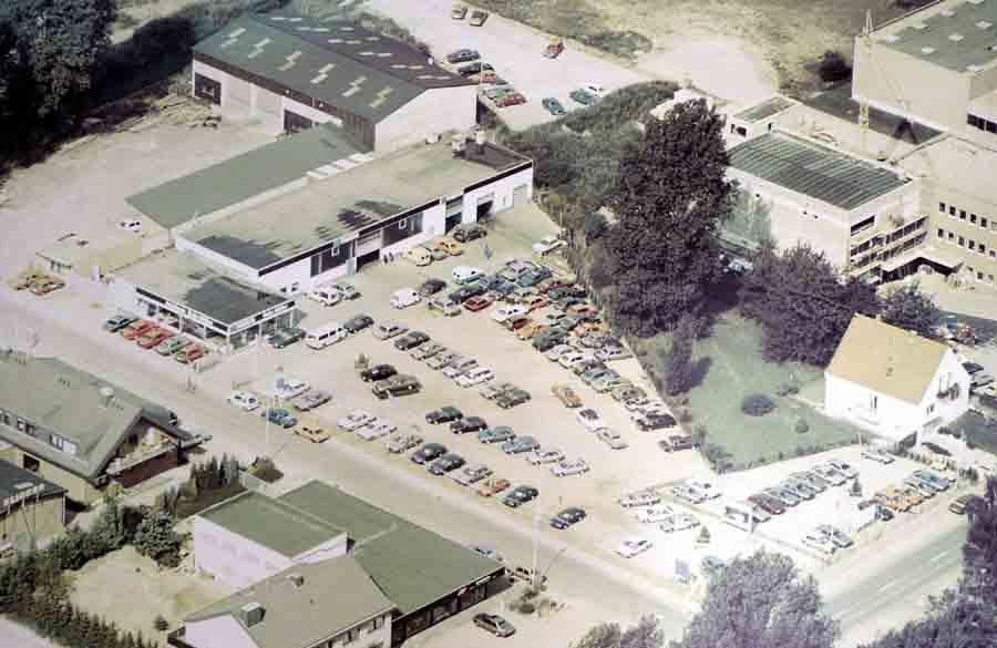 Autohaus Müller Historie 3