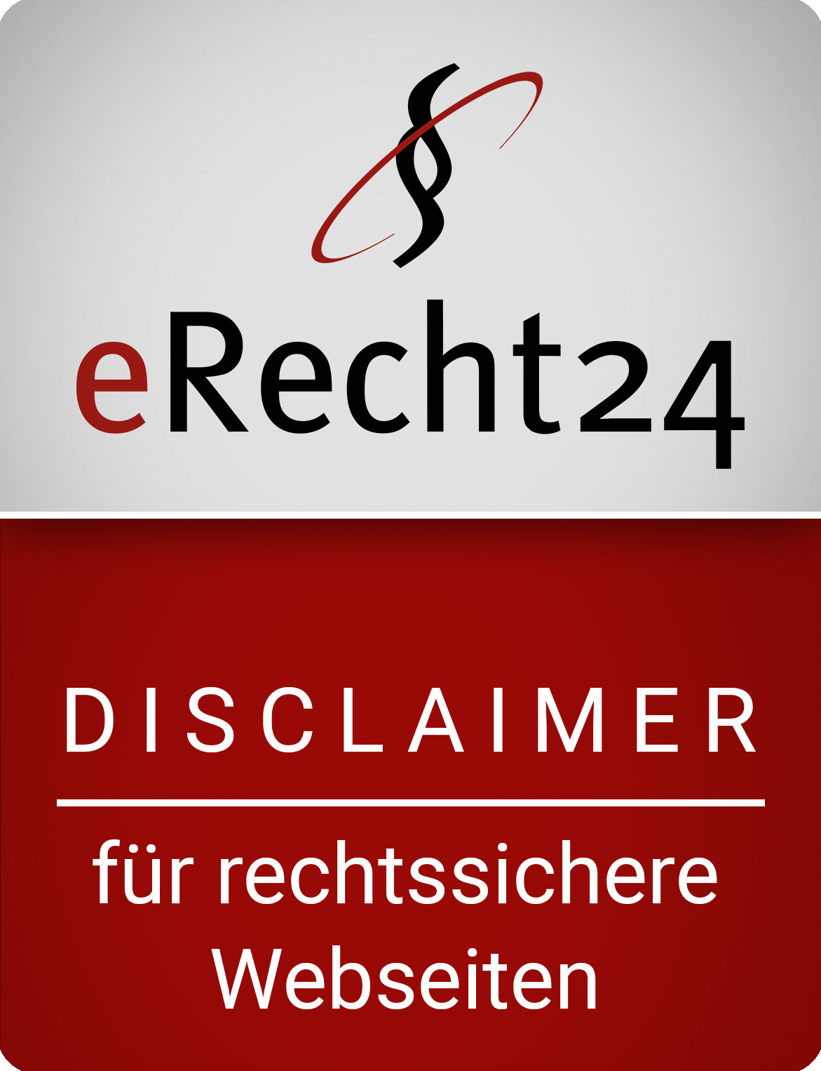erecht24-siegel-disclaimer