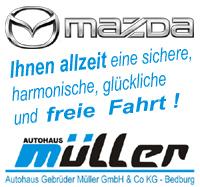 MAZDA Mueller Allzeit freie Fahrt 3