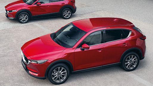Mazda Autohaus Müller Prämie sichern